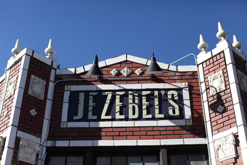 Jezebel's Restaurant in LoHi